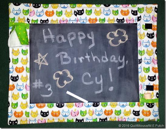 Happy Birthday Cy